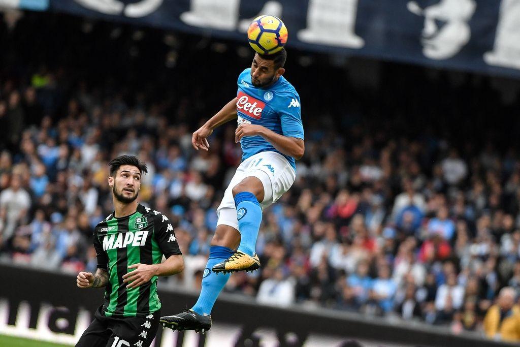 Nogometni svet: Ghoulam podaljšal z Napolijem