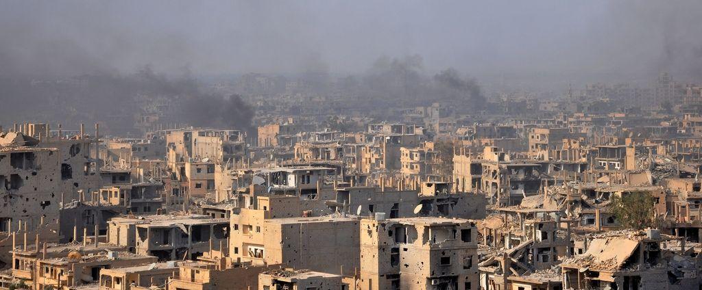 Sirska vojska zavzela zadnjo trdnjavo Islamske države