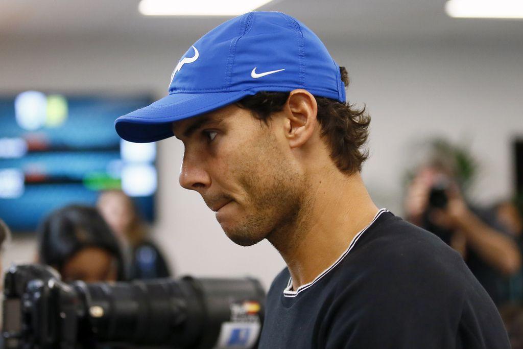 Nadal odpovedal nadaljnje nastope na mastersu v Parizu