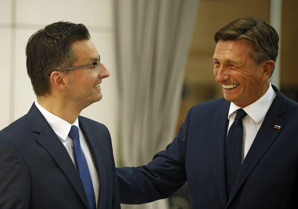 Oba predsedniška kandidata obsojata kolaboracijo