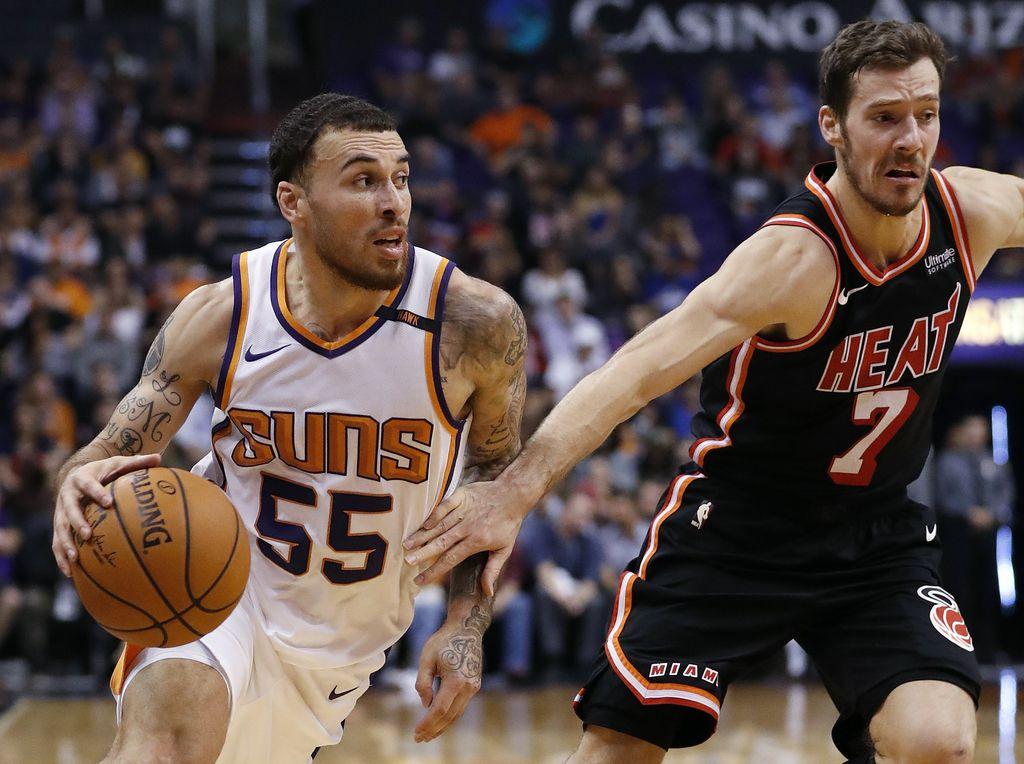 NBA: Dragić se je znesel nad Phoenixom (VIDEO)