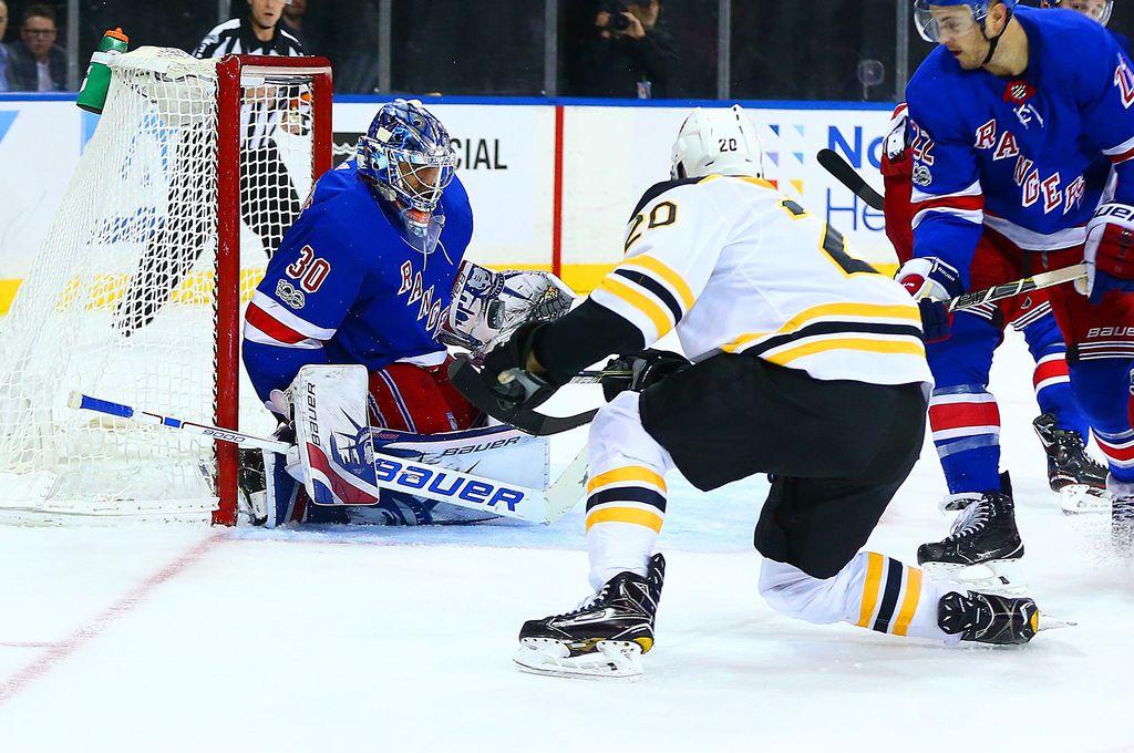 NHL: Rangers za peto zaporedno zmago še preko Bostona (VIDEO)