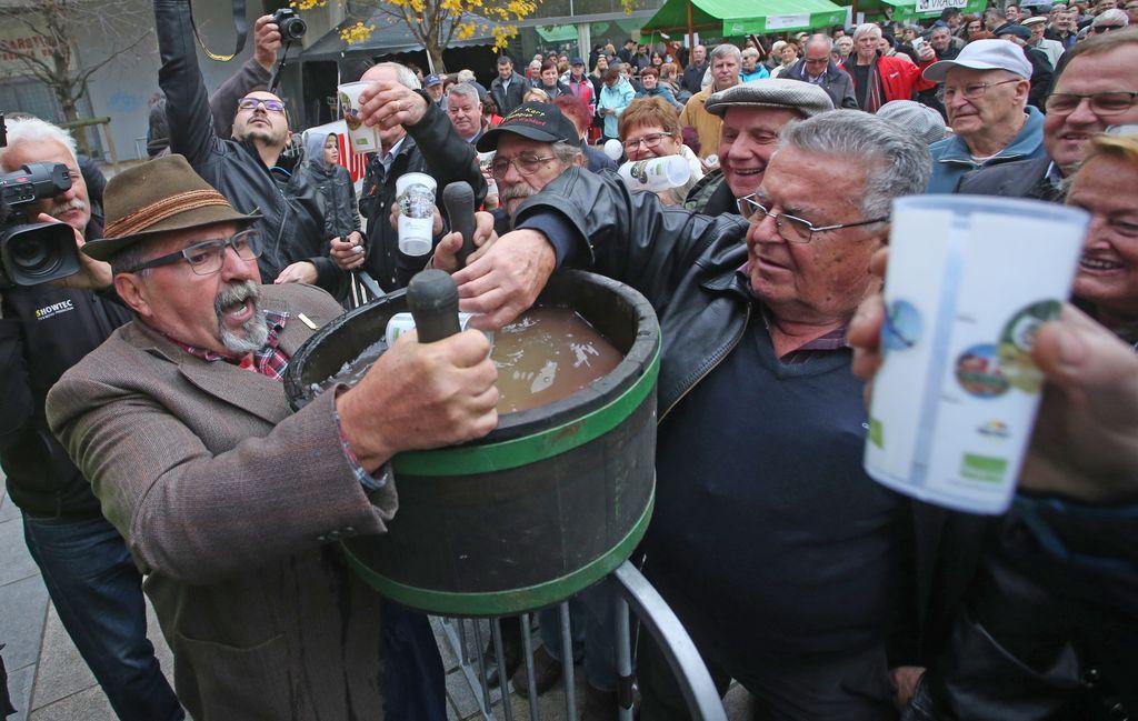 Po popitem vinu Slovenci na tretjem mestu med Evropejci