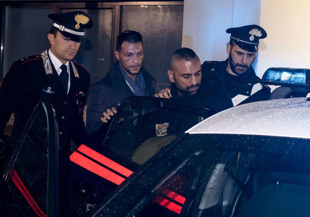 Aretiranpo napadu na novinarja