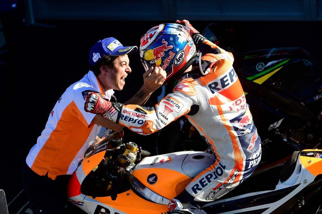 Po odstopu Doviziosa prvak Marquez