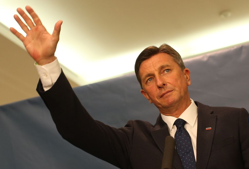 Pod žarometom: Borut Pahor