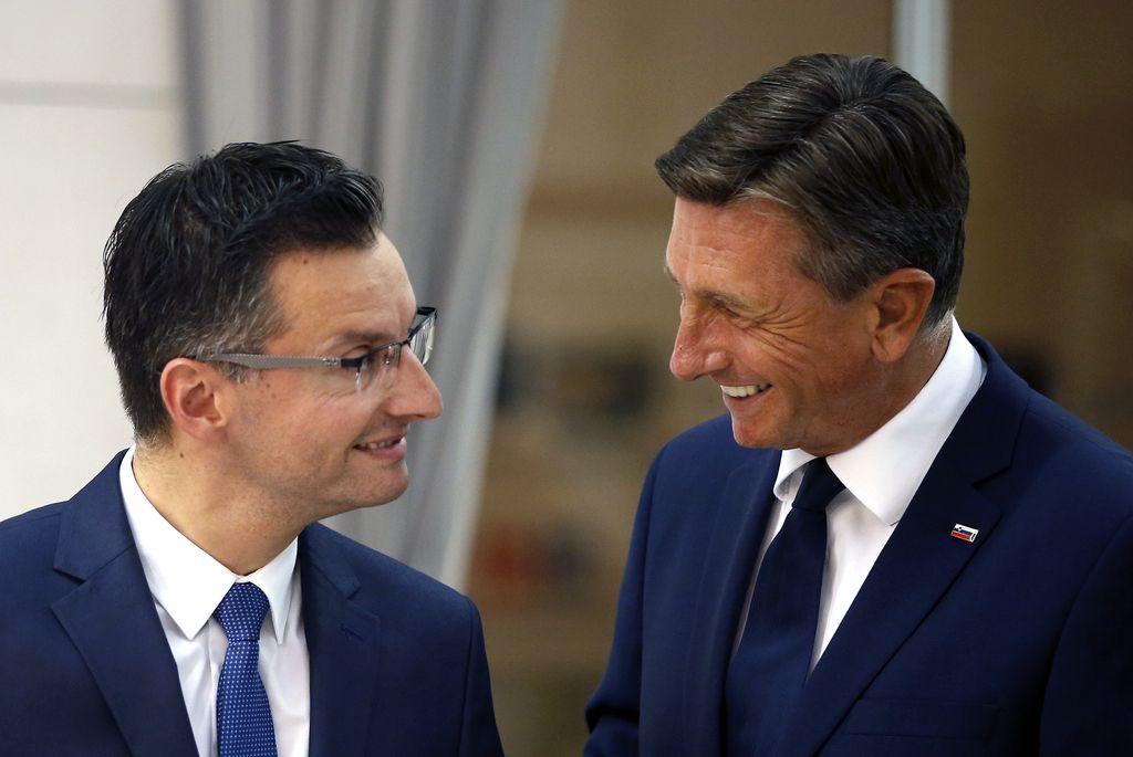 Borut Pahor dobil nov predsedniški mandat