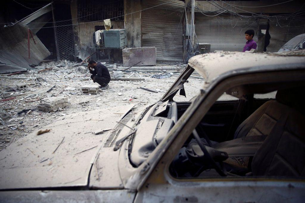 V napadu IS na vzhodu Sirije najmanj 26 mrtvih