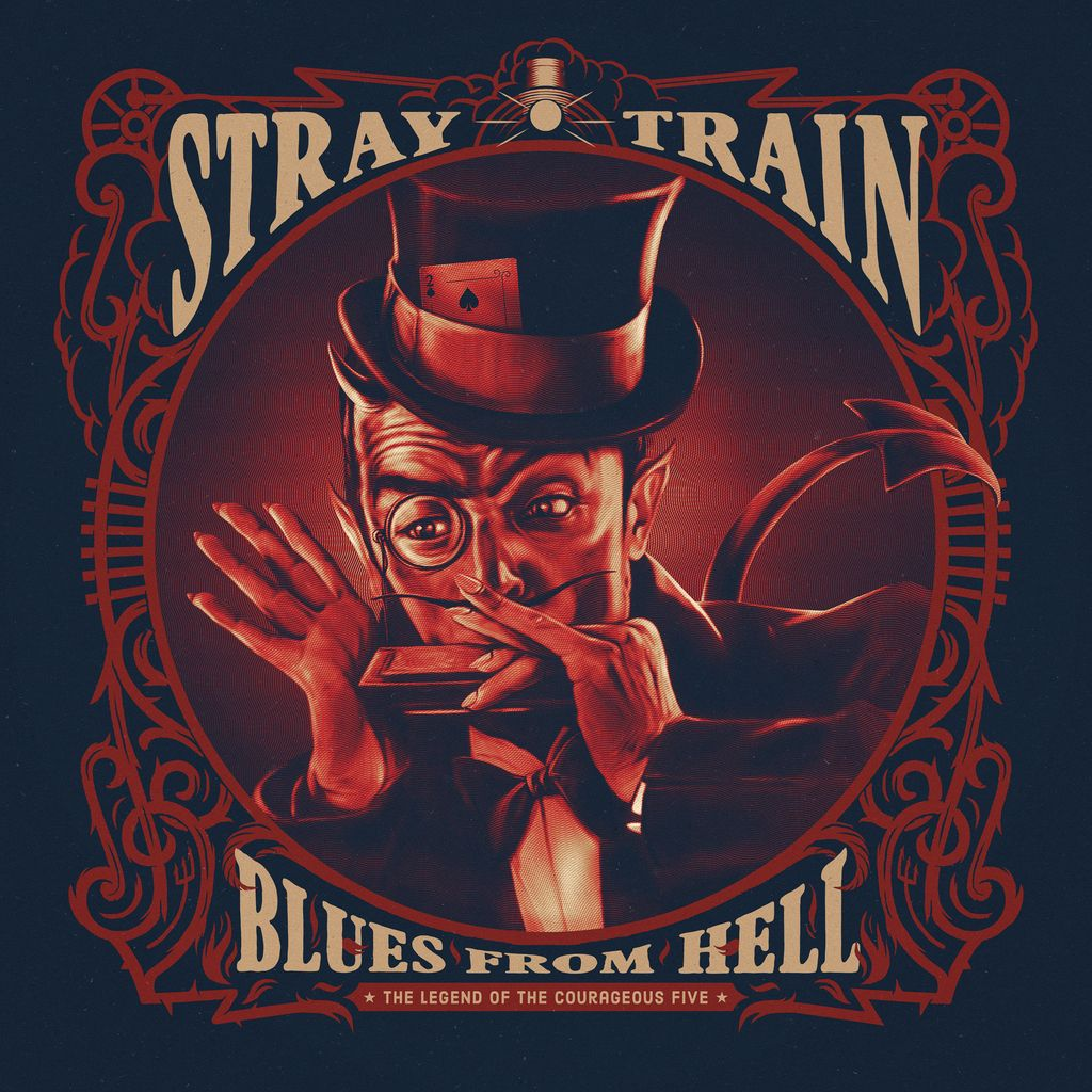 Album tedna: Stray Train, Blues from Hell - The Legend of the Courageous Five