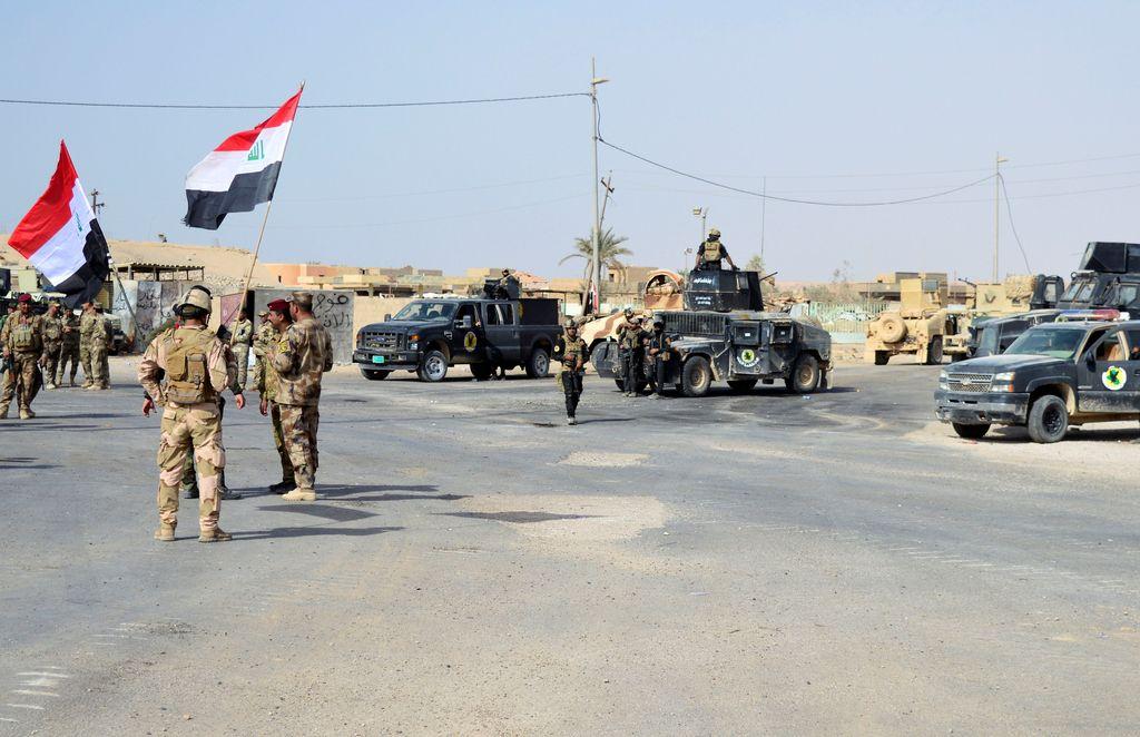 Irak začel operacijo proti zadnjim borcem Islamske države