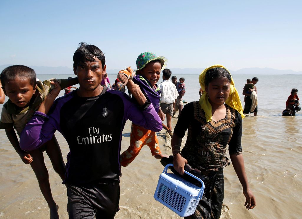 Bangladeš in Burma sklenila dogovor o vrnitvi beguncev Rohingja