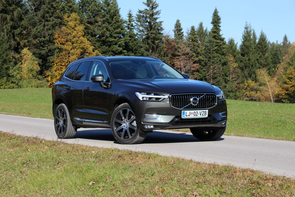 Preizkusili smo: Volvo XC60 D5 inscription AWD A