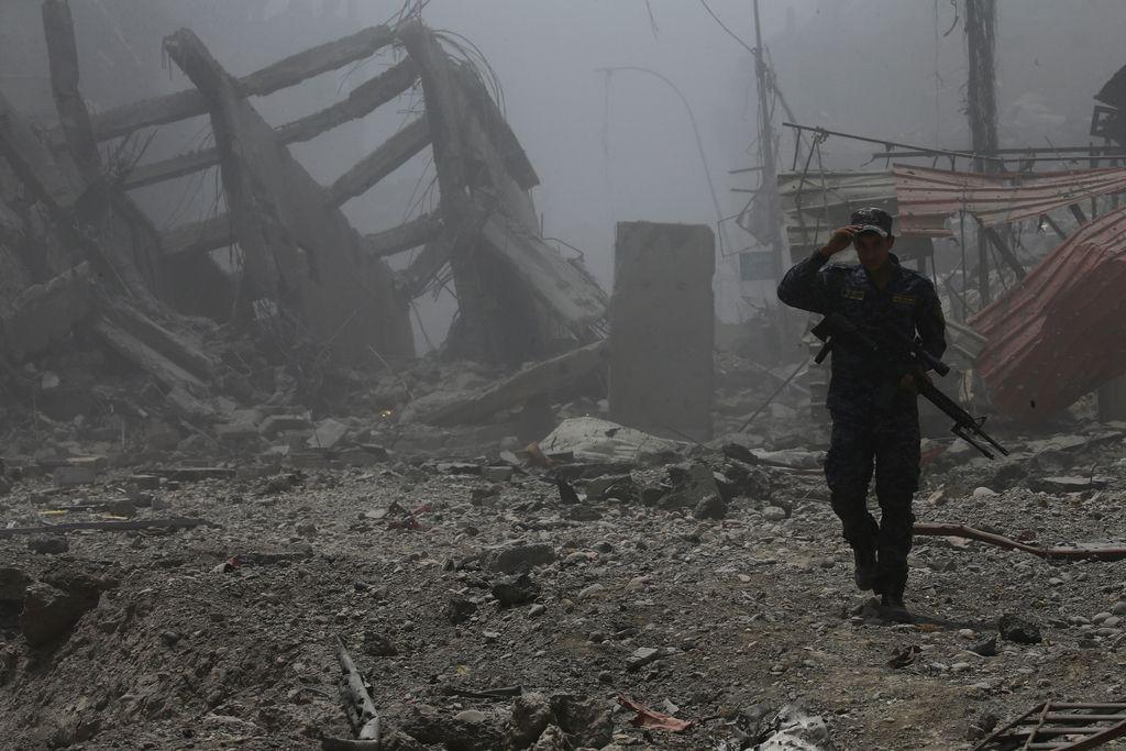 Iskanje denarja za drugo obnovo Iraka v zadnjih letih