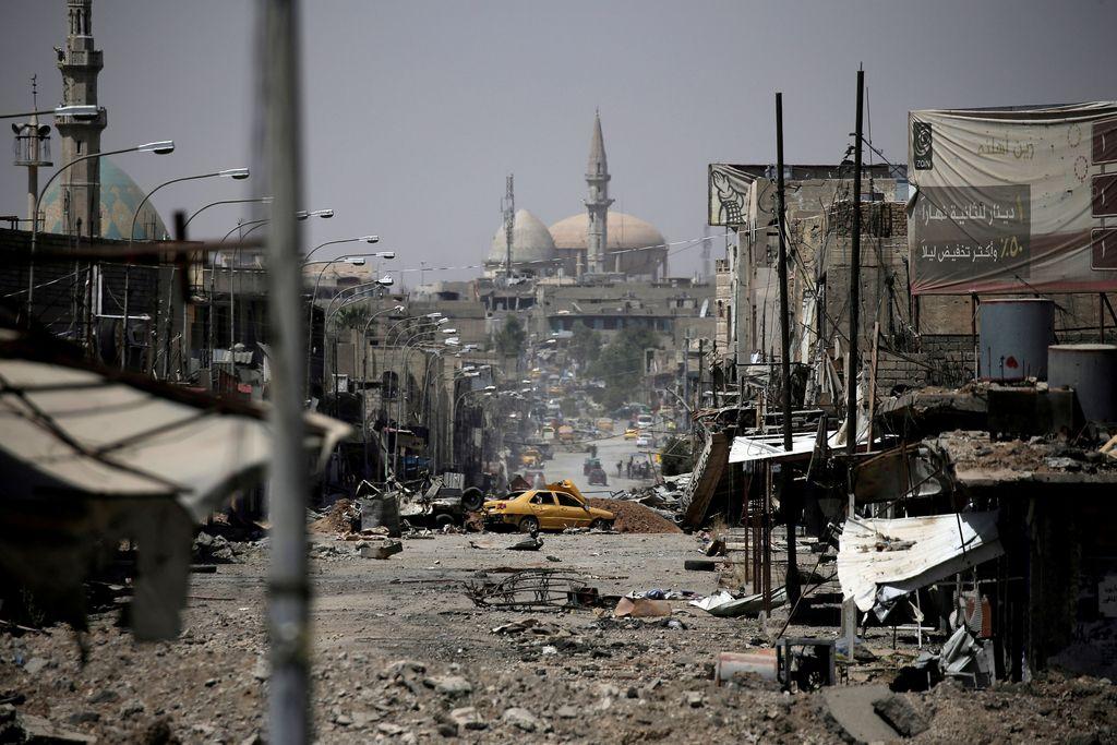 Svet na prepihu: Mosul, ubito mesto