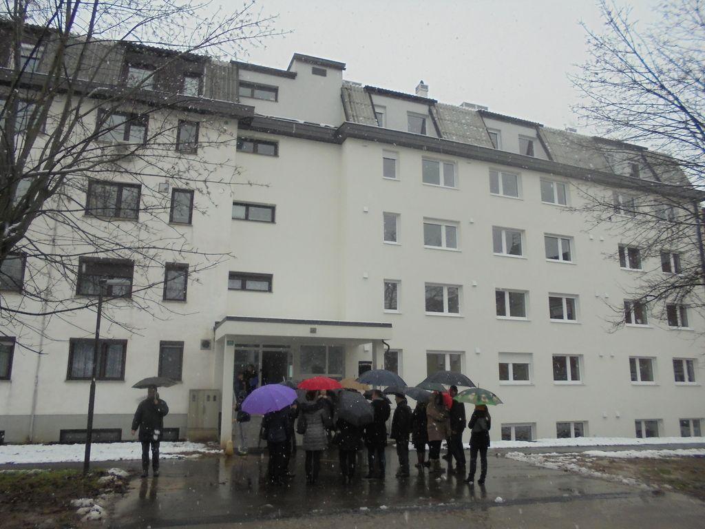 V Zalogu nova neprofitna mestna stanovanja