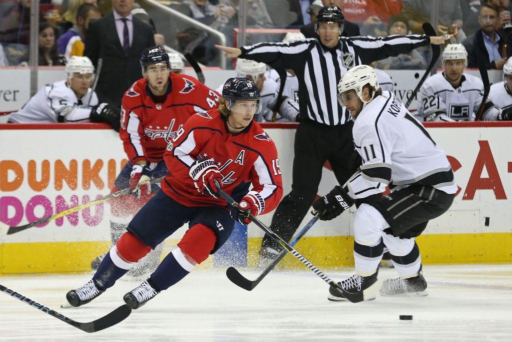 NHL: Kralji do visoke zmage v prestolnici (VIDEO)
