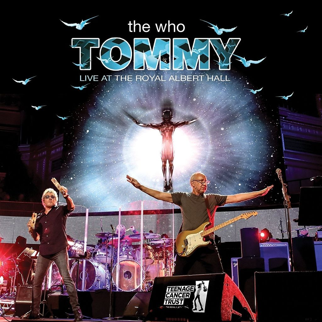 Album tedna: The Who, Tommy - Live At The Royal Albert Hall