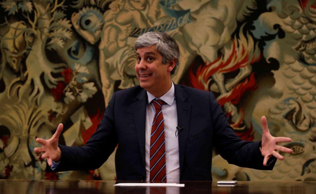 Pod žarometom: Mário Centeno