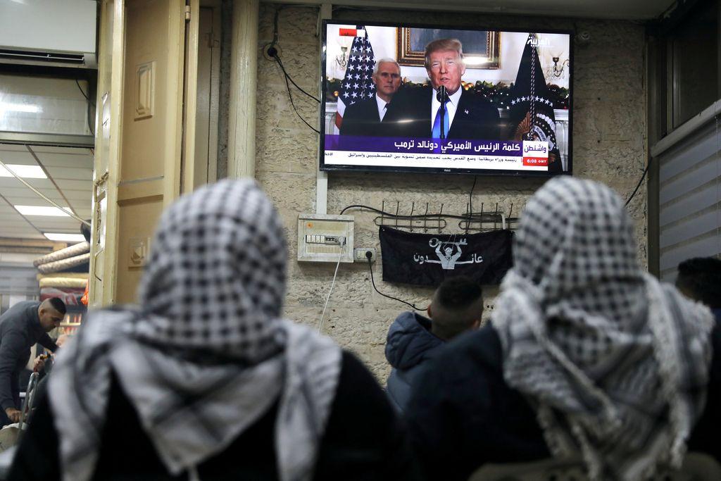 Palestinci odpoklicali odposlanca v ZDA