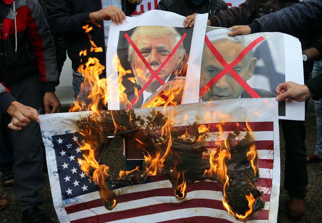 Žrtev Trumpovega domačega boja