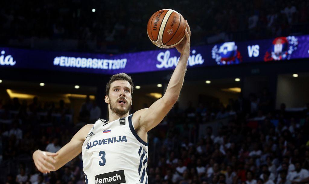 Goran Dragić: Drznil si je reči zdaj ali nikoli in se vpisal med legende