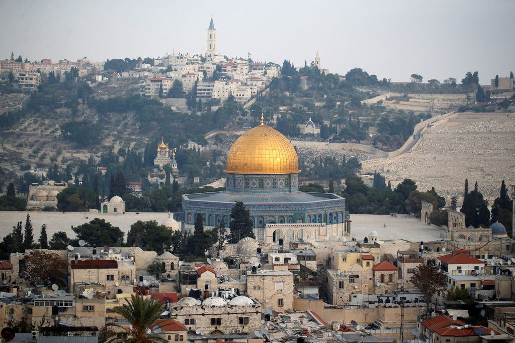 Jeruzalem: sveto mesto