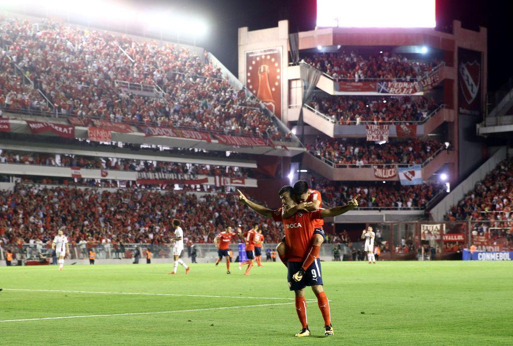 Independiente s prednostjo pred povratno tekmo