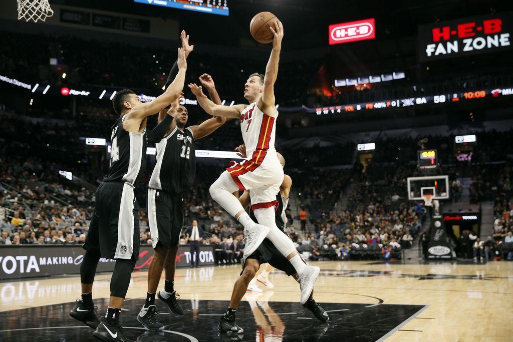 NBA: Dragić tokrat nemočen v San Antoniu