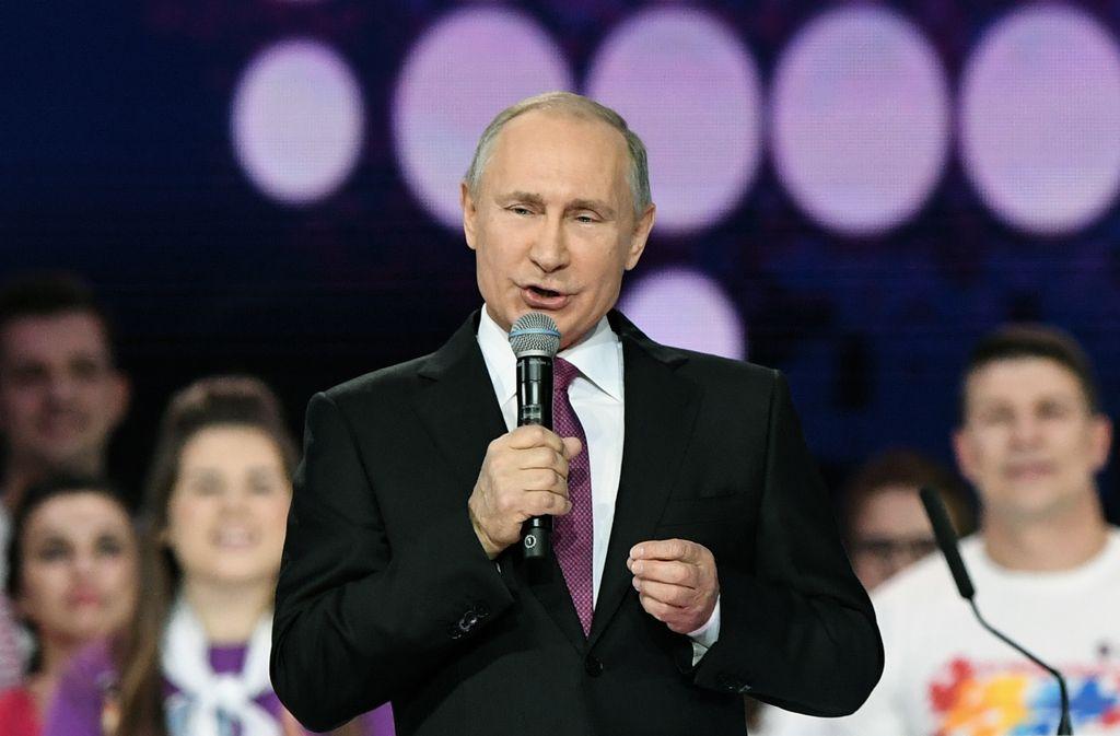 Putin: Nikomur ne bomo preprečili odhoda na OI
