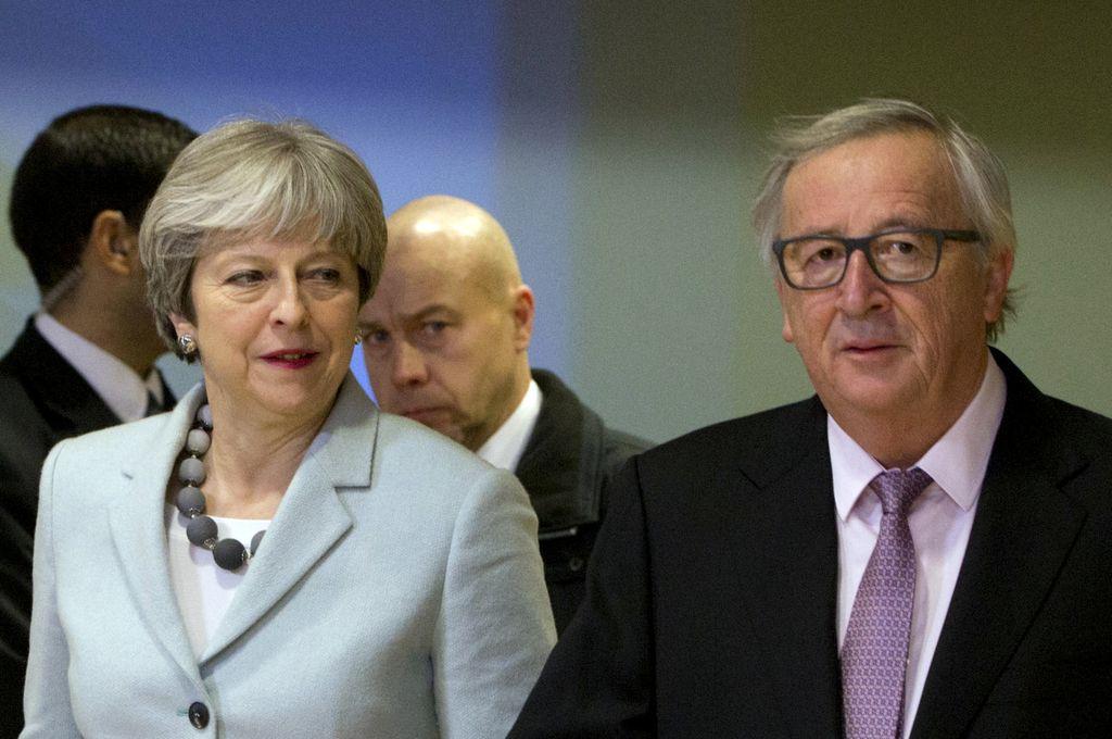 Britanski in evropski pogajalci dosegli dogovor o ločitvenih vprašanjih