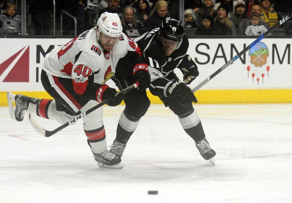 NHL: Kopitar melje naprej, tokrat prispeval gol in podajo (VIDEO)