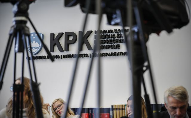 KPK - Komisija za preprečevanje korupcije