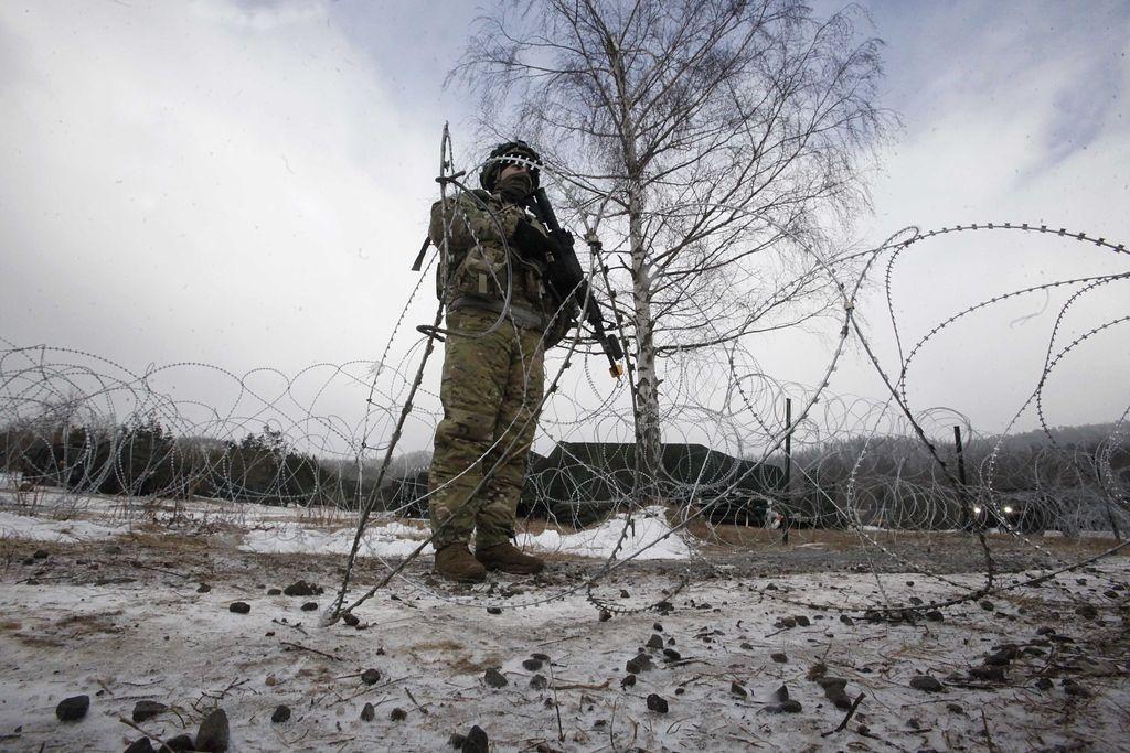 Slovenski vojaki nepripravljeni za resno delovanje