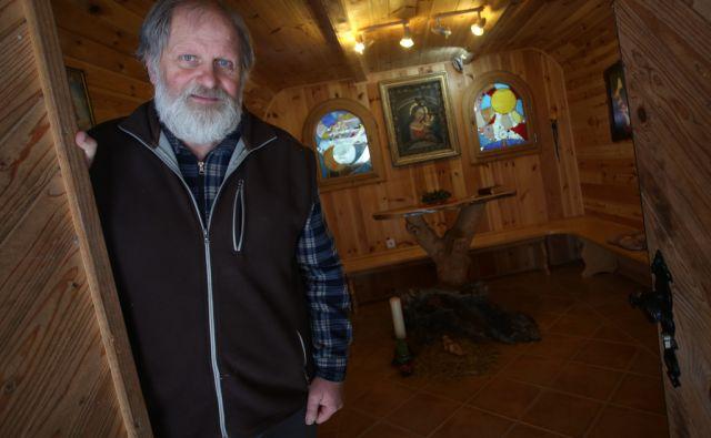 Pater Karel Gržan, 20.12.2017, Konjski vrh [pater karel gržan, konjski vrh, župnik]