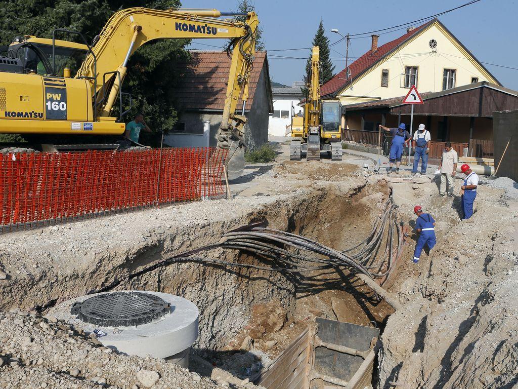 Ljubljana začenja 400-milijonski zagon
