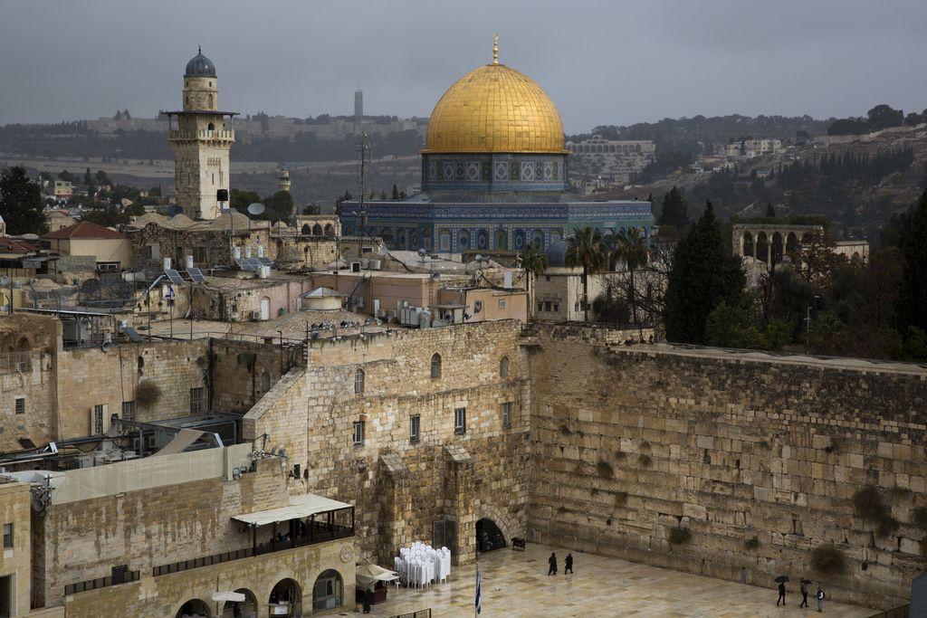 Meje Jeruzalema se bo lahko premikalo