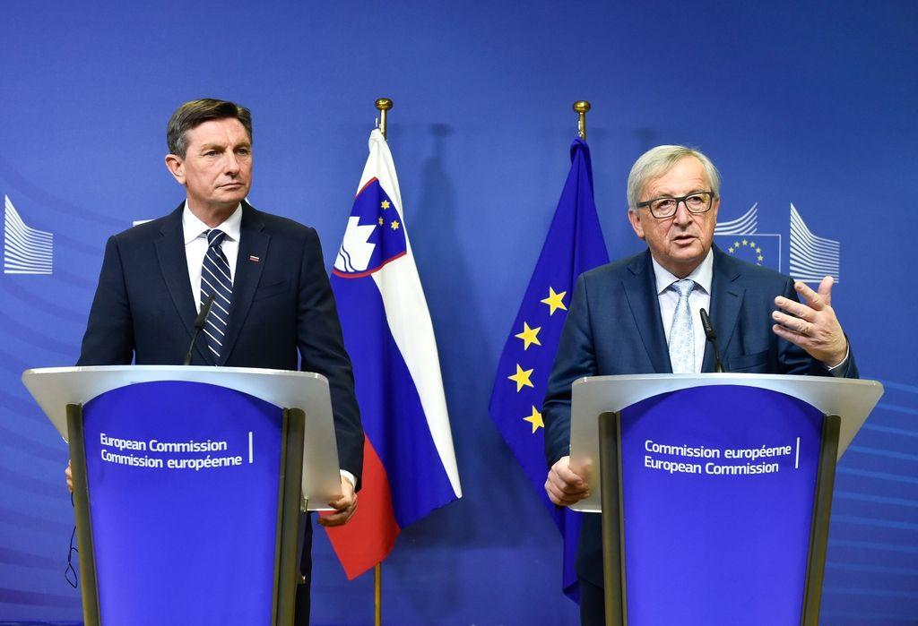 Juncker: »Arbitraža vpliva na celotno EU«