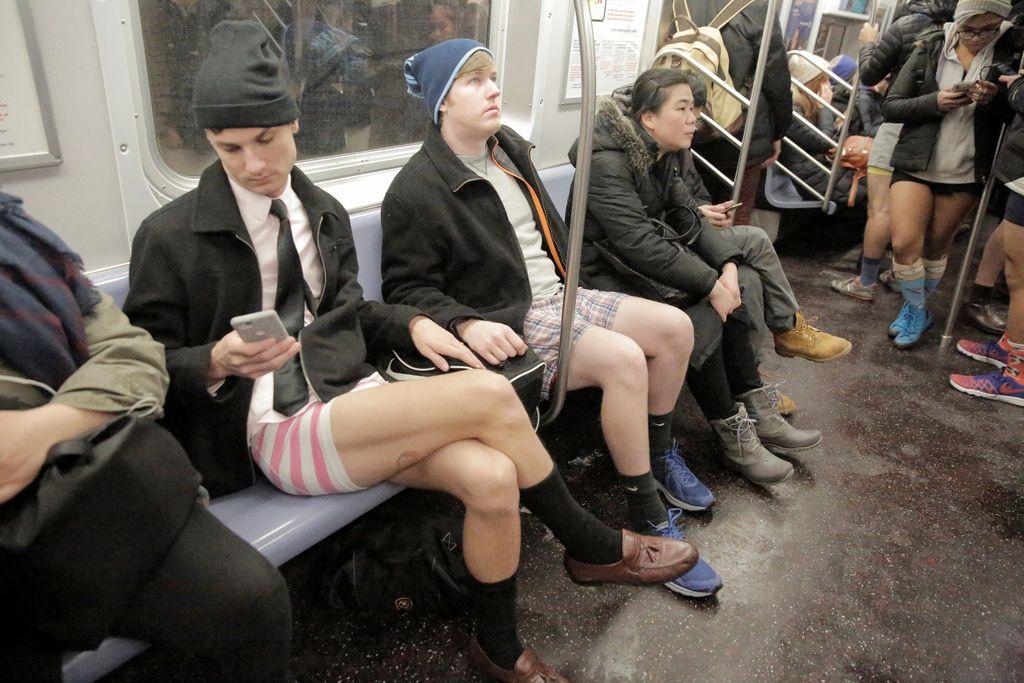 Svetovni dan brez hlač
