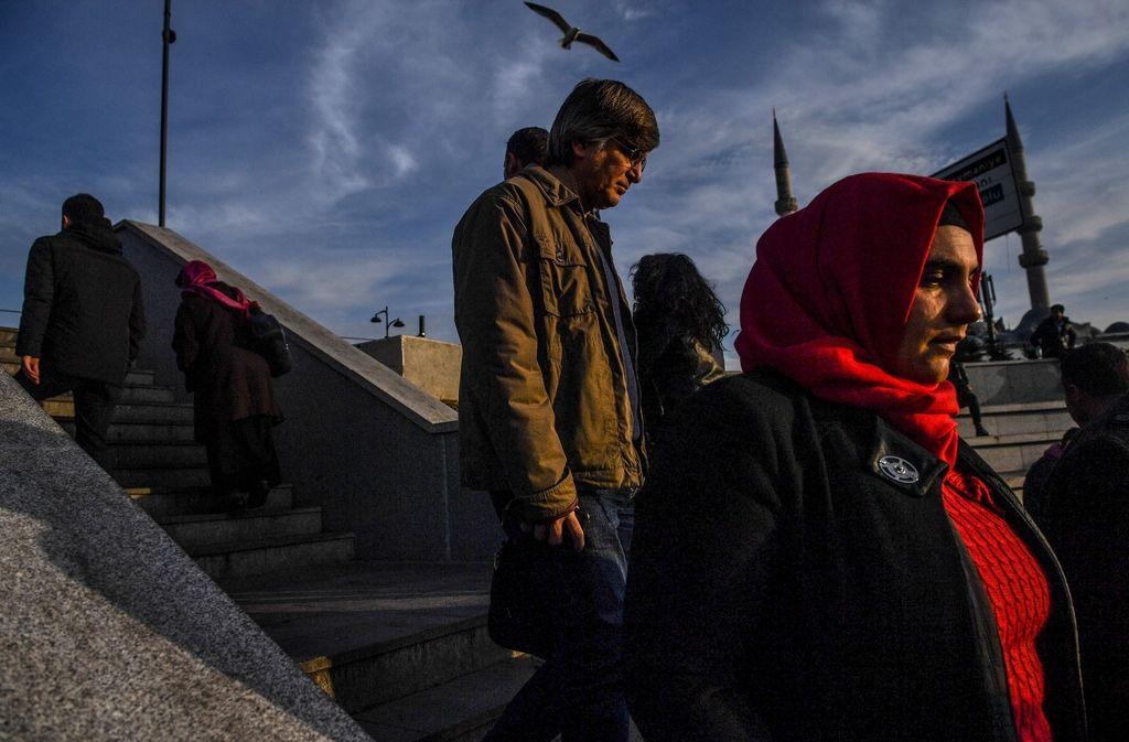 Turška »pomilostitvena« izjema, ki potrjuje pravilo