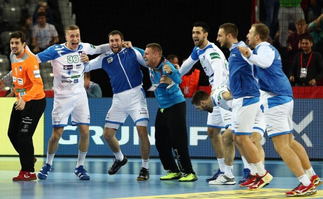 HANDBALL-EUROPE-SLO-GER/