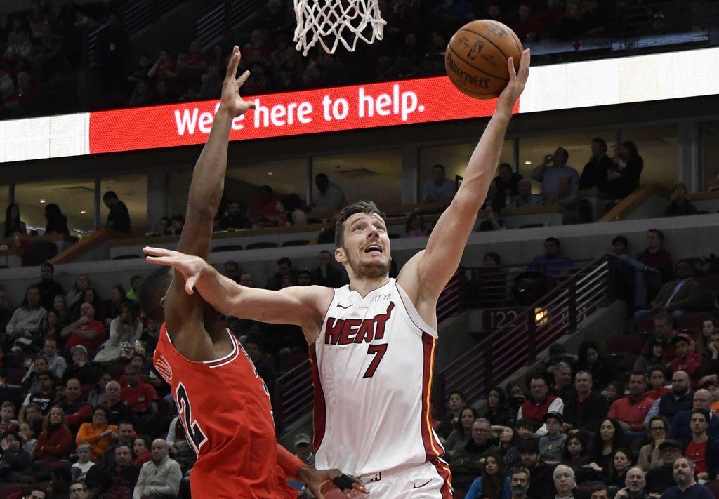 NBA: Dragić drugič v sezoni igralec tedna na vzhodu (VIDEO)