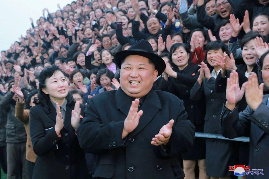 Korejski polotok bo miren