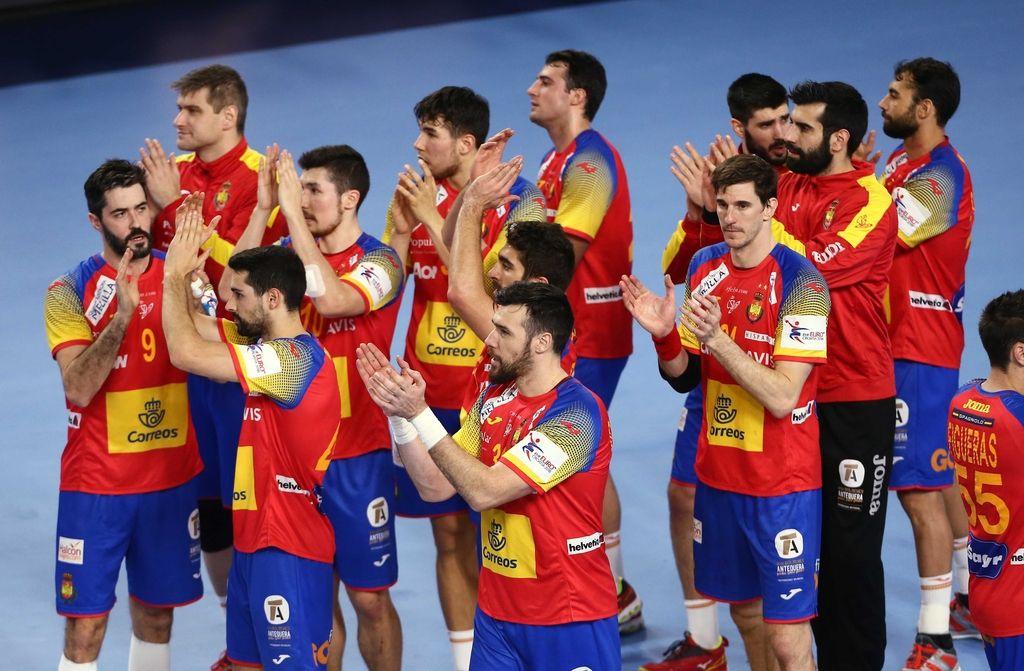 Rokomet (EP): Španci so se znesli nad Makedonci