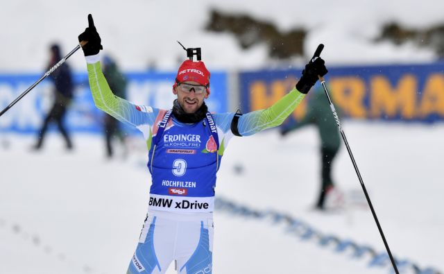 ap Austria Biathlon World Cup