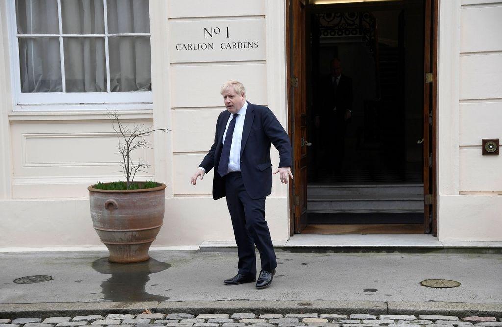 Opomba v biografiji Borisa Johnsona