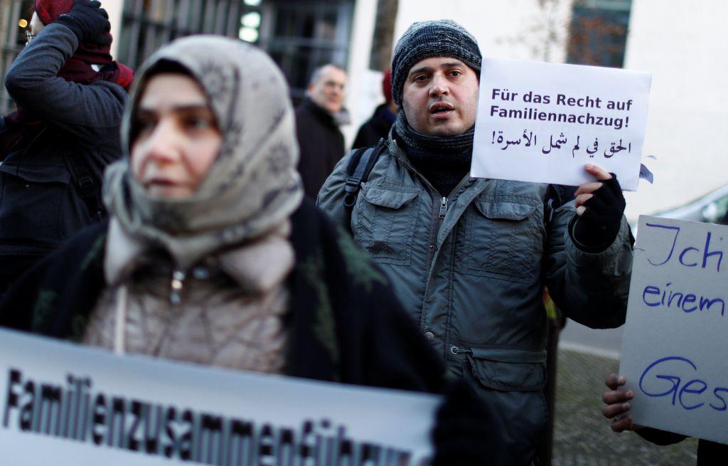 Priseljevanje begunskih sorodnikov bo še omejeno