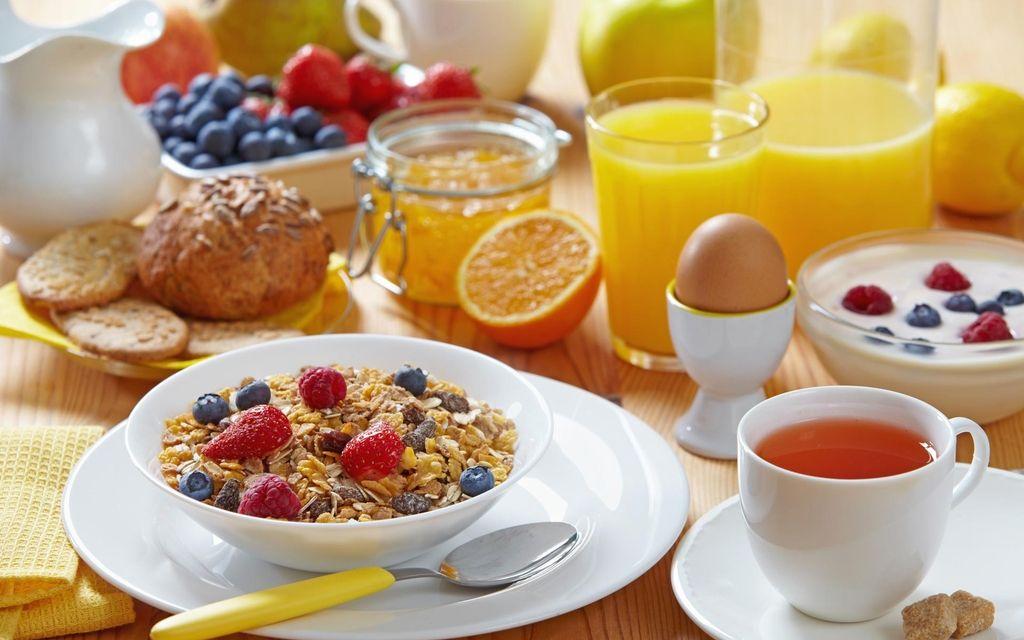 Žita za zajtrk so presladka