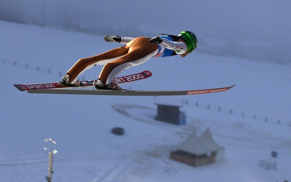 Spored zimskih olimpijskih iger