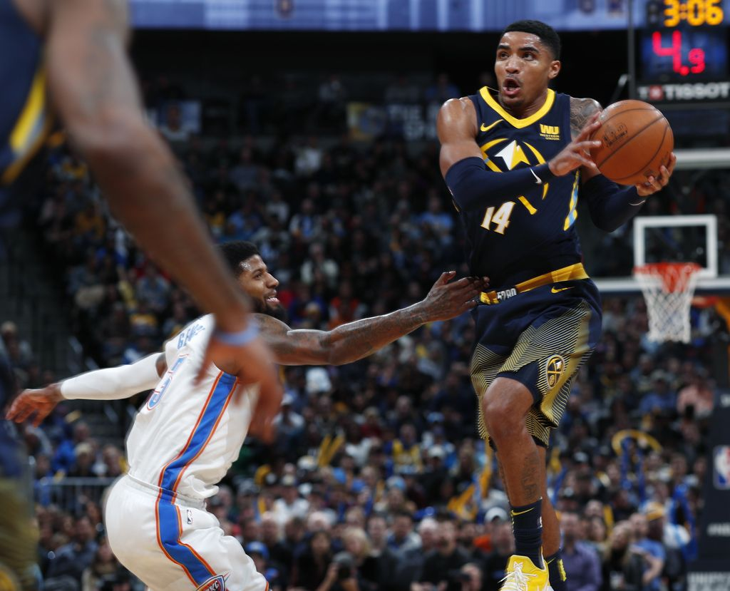 NBA: Harris z noro trojko ob pisku sirene potopil Oklahomo (VIDEO)