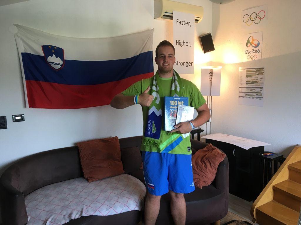 Strast do olimpizma ga pelje v Pjongčang